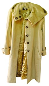 Escada Couture Trench Pea Coat