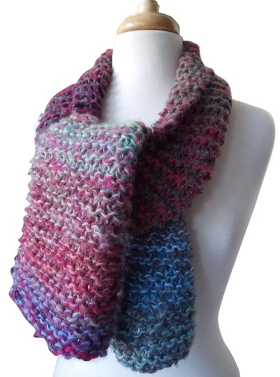 Preload https://item1.tradesy.com/images/greys-and-pastels-knit-mohair-wool-scarfwrap-6163075-0-2.jpg?width=440&height=440