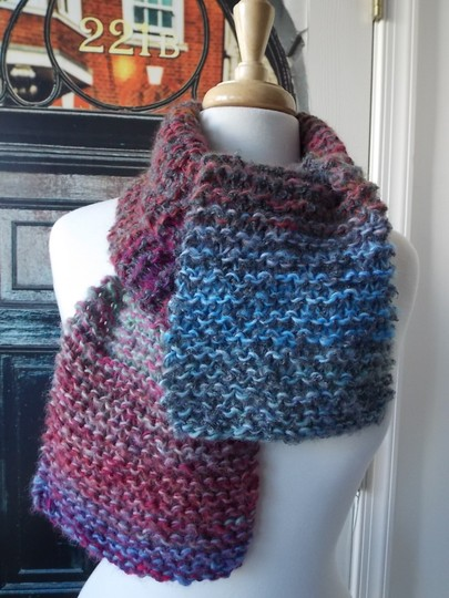 Other Knit mohair and wool scarf