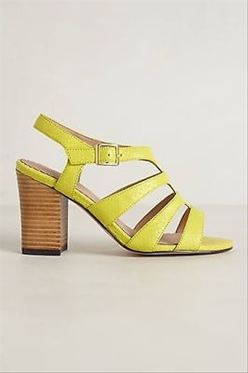 Anthropologie Cordova Heels By Sandals