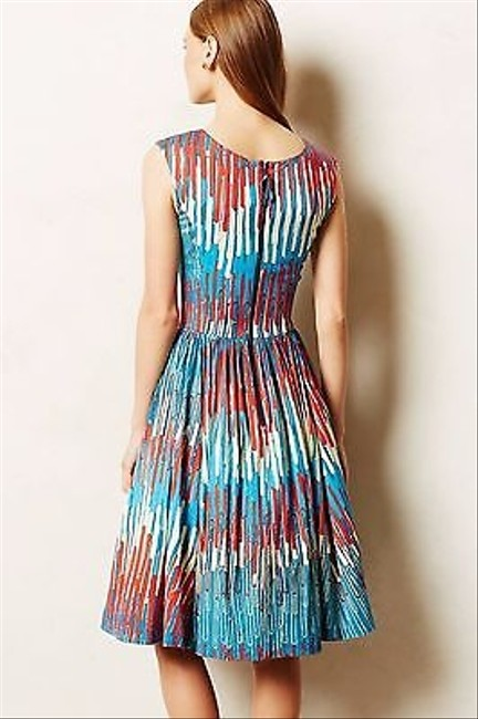 Anthropologie Gallery Row Dress