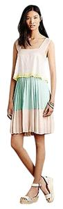 Anthropologie Tiered Sorbet By Maeve Dress