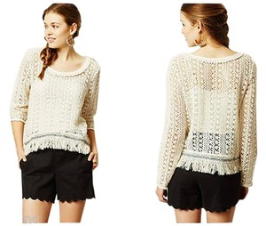 Anthropologie Franja Pullover By Akemi Kin Sweater