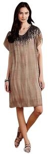 Anthropologie short dress Raina Tunic From Velvet on Tradesy