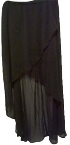 Xhilaration Skirt Black