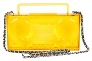 Moschino Boom Box Radio Shoulder Bag