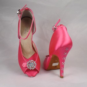Angela Nuran Starletta Designer Sample Wedding Shoes
