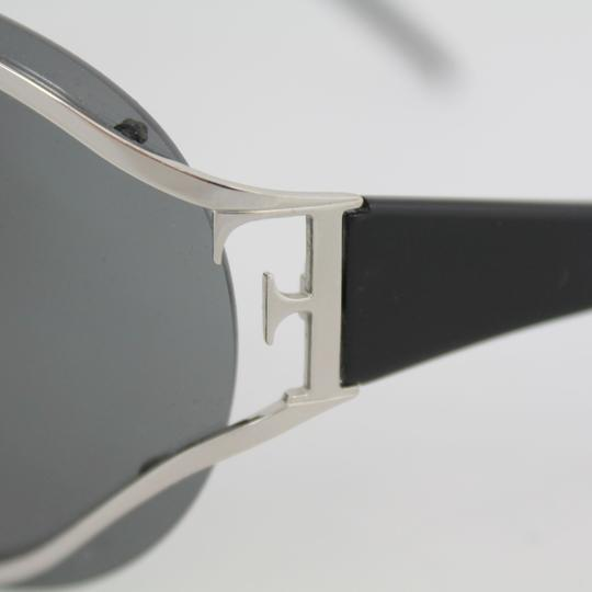Gianfranco Ferre Gianfranco Ferre Gf78601 Gf-78601 Black/Silver Frame Smoke Grey Sunglasses
