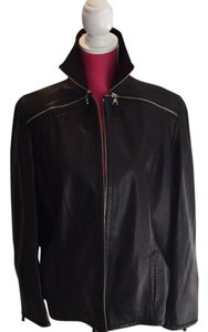 Gianfranco Ferre Leather Jacket