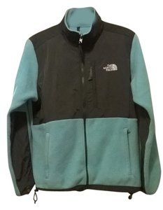 The North Face Blue and grey Jacket