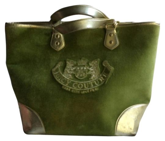 Preload https://item1.tradesy.com/images/juicy-couture-tote-bag-green-6174580-0-0.jpg?width=440&height=440