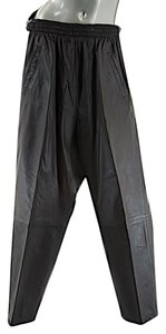 Nancy Heller Vintage Leather Pants