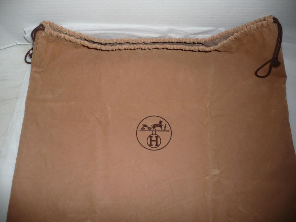f47a92178e9 Hermès Vintage Hermes sleeper bag dustbag cover for medium to large size  bags Image 6. 1234567
