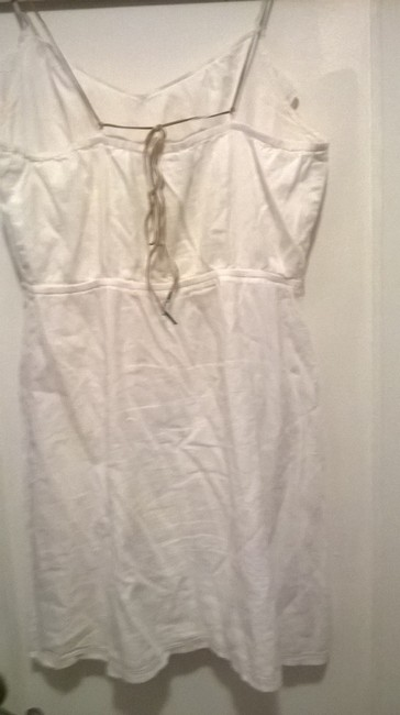 American Eagle Outfitters short dress Off-White on Tradesy