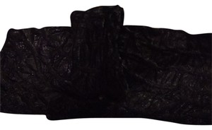 Sheila Elaine New York Black Clutch