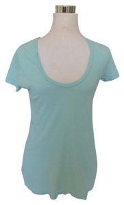 James Perse T Shirt Mint Green