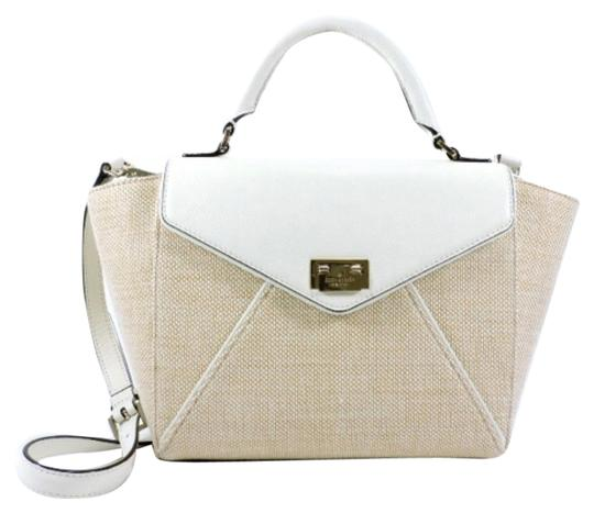 Kate Spade Satchel in Natural/white