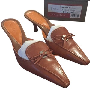 Cole Haan Amber ClF Mules