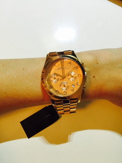 Marc Jacobs Marc Jacobs Rose Gold Watch