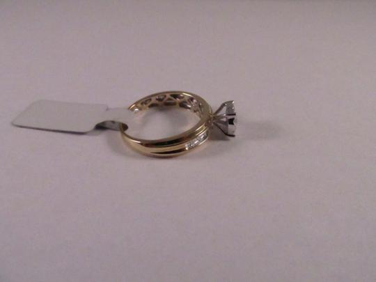 Other 14K Diamond Cluster Ring