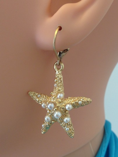 Bella Jack Starfish earrings