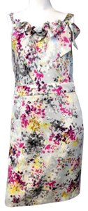 Ann Taylor LOFT short dress Florets Printed on Tradesy
