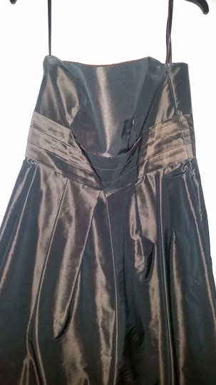 Ann Taylor Brown Dress