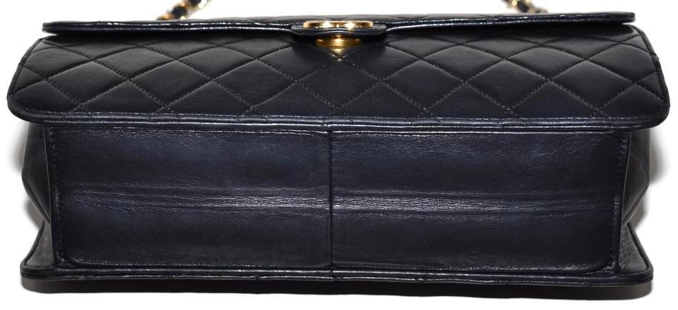 fed52e5f1154 Chanel Guaranteed Made In France Quilted Shoulder Bag Image 11.  123456789101112