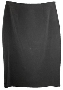 Philosophy di Alberta Ferretti Stretchy Pencil Skirt BLACK