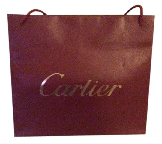 Preload https://item1.tradesy.com/images/cartier-cartier-red-paper-shopping-bag-6178285-0-0.jpg?width=440&height=440