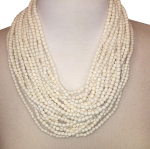 MooMoo Designs White Bone Multi-strand