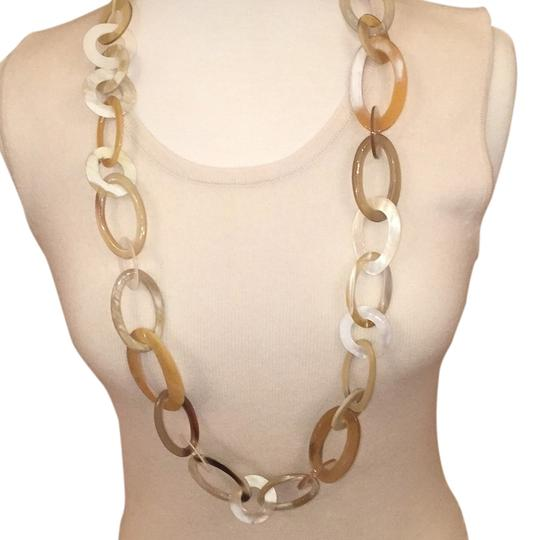Preload https://item2.tradesy.com/images/moomoo-designs-cream-and-pearl-white-light-tan-ovals-and-circles-natural-horn-necklace-6179971-0-0.jpg?width=440&height=440
