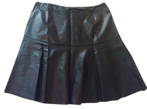 Very J Leather Faux Leather Skirt