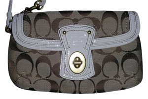 Coach Wristlet in COACH MONOGRAM