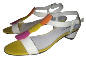 Rangoni Multicolored Sandals
