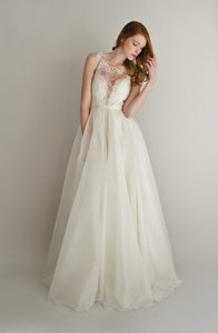 Leanne Marshall Lace And Organza Gown - Danielle Wedding Dress