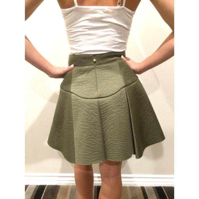 Just Cavalli Mini Skirt Olive green