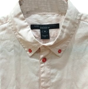 Marc by Marc Jacobs Button Down Shirt seashell pink