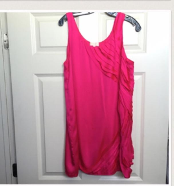 Doo.Ri short dress Hot pink on Tradesy