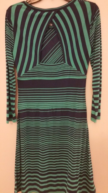 Other short dress other green and blue on Tradesy