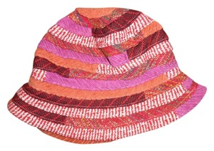 Striped Corduroy Patchwork Boho Hippie Bucket Hat