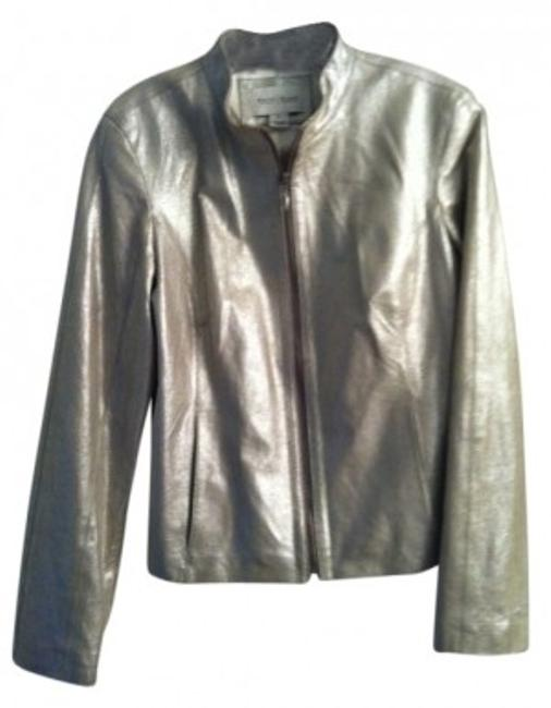 Preload https://item1.tradesy.com/images/white-house-black-market-silver-shimmer-leather-jacket-size-12-l-6185-0-0.jpg?width=400&height=650