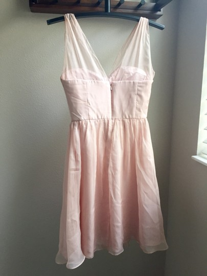 BHLDN Blush Ainsley Dress