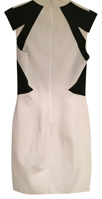 Preload https://item5.tradesy.com/images/helmut-lang-dress-white-and-black-6189739-0-0.jpg?width=400&height=650