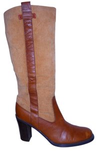 Tommy Hilfiger Leather tan Boots