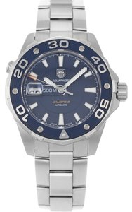 TAG Heuer TAG Heuer Aquaracer 2000 WAJ2112.BA0870 Steel & Rubber Automatic Men's Watch