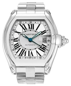 Cartier CARTIER ROADSTER W62032X6 STAINLESS STEEL MEN'S WATCH