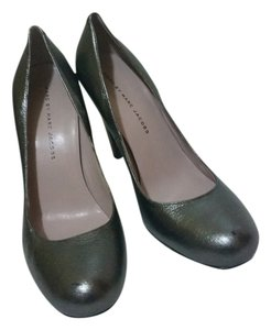 Marc by Marc Jacobs Pewter Pumps