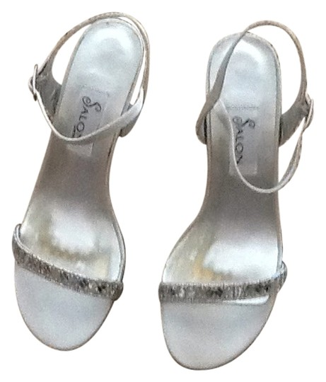 Salon Shoes Silver Formal