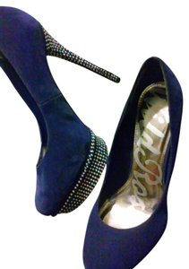 Other Royal Blue Pumps